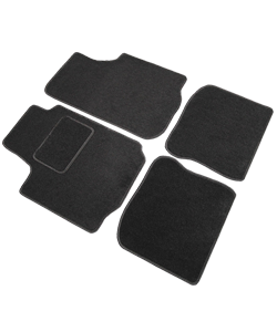 Textil Fußmatten